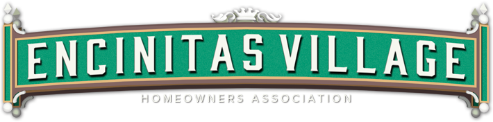 Encinitas Village Homeowners Association Logo